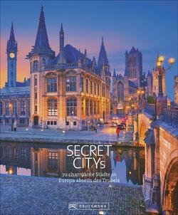 Secret Citys von Aubel,  Henning