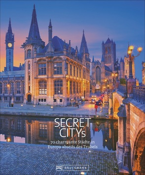 Secret Citys Europa von Aubel,  Henning