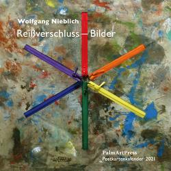 Reißverschluss-Bilder von Nieblich,  Wolfgang