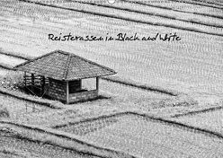 Reisterassen in Black and White (Wandkalender 2018 DIN A2 quer) von Stephan,  Elisabeth