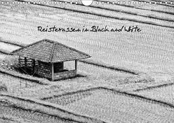 Reisterassen in Black and White (Wandkalender 2018 DIN A4 quer) von Stephan,  Elisabeth
