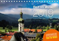 Reit im Winkl 2019 (Tischkalender 2019 DIN A5 quer) von Weiss,  Walter
