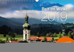 Reit im Winkl 2019 (Wandkalender 2019 DIN A3 quer) von Weiss,  Walter