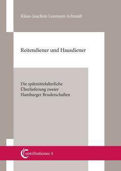 Reitendiener und Hausdiener von Lorenzen-Schmidt,  Klaus-Joachim