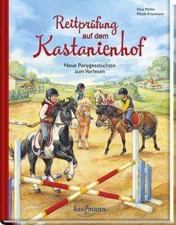 Reiterprüfung auf dem Kastanienhof von Krautmann,  Milada, Möller,  Silvia