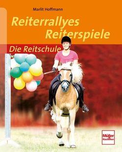 Reiterrallyes – Reiterspiele von Hoffmann,  Marlit