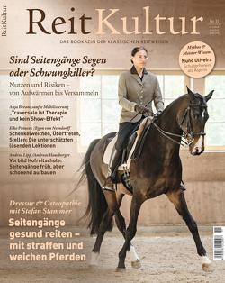 ReitKultur 11 von Felsinger,  Christine, Schmidtke,  Hans