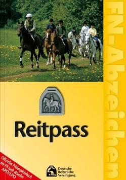 Reitpass von Abt. Breitensport ,  Betriebe und Vereine,  Deutsche Reiterliche Vereinigung e.V. (FN), Neumann-Cosel,  Isabelle von