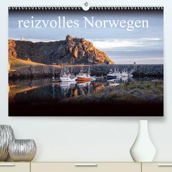 reizvolles Norwegen (Premium, hochwertiger DIN A2 Wandkalender 2021, Kunstdruck in Hochglanz) von Seibt,  Marion