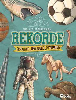 Rekorde von Nöldner,  Pascal, Pöppelmann,  Christa