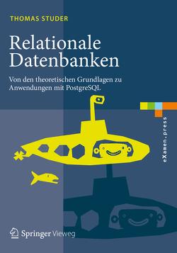 Relationale Datenbanken von Studer,  Thomas