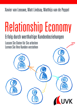 Relationship Economy – Erfolg durch werthaltige Kundenbeziehungen von Lindsay,  Matt, Ostermann,  Ingrid, van de Peppel,  Matthijs, van Leeuwe,  Xavier
