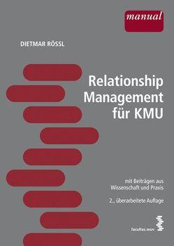 Relationship-Management für KMU von Roessl,  Dietmar