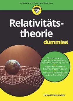 Relativitätstheorie für Dummies von Hetznecker,  Helmut