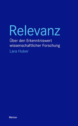 Relevanz von Huber,  Lara