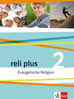 reli plus / Schülerbuch 7./8. Schuljahr