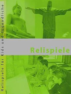 Reli-Spiel von Angleiter,  Gerhard