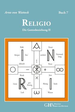 Religio von von Watteck,  Arno