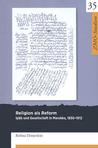 Religion als Reform von Dennerlein,  Bettina