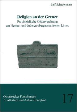 Religion an der Grenze von Scheuermann,  Leif