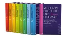 Religion in Geschichte und Gegenwart von Betz,  Hans, Browning,  Don, Janowski,  Bernd, Jüngel,  Eberhard
