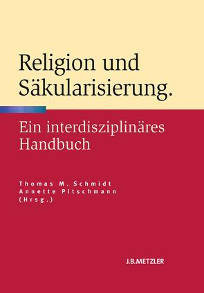 Religion und Säkularisierung von Pitschmann,  Annette, Schmidt,  Thomas