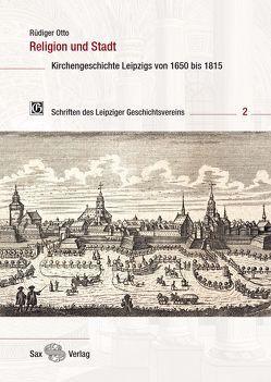 Religion und Stadt von Otto,  Rüdiger
