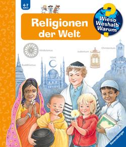 Religionen der Welt von Weinhold,  Angela
