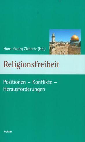 Religionsfreiheit von Ziebertz,  Hans-Georg