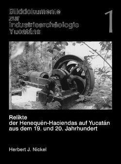 Relikte der Henequén-Haciendas auf Yucatán aus dem 19. und 20. Jahrhundert von Nickel,  Herbert J
