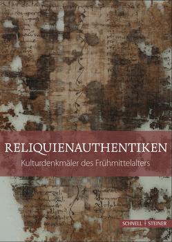 Reliquienauthentiken von Licht,  Tino, Wallenwein,  Kirsten