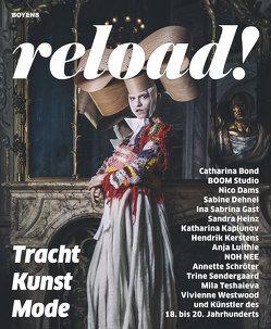 reload! Tracht – Kunst – Moderne von Museum Kunst der Westküste, Wolff-Thomsen,  Ulrike