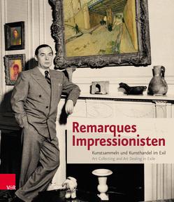 Remarques Impressionisten von Jaehner,  Inge, Schneider,  Thomas F.