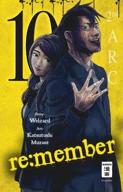 re:member 10 von Hammond,  Monika, Murase,  Katsutoshi, Welzard