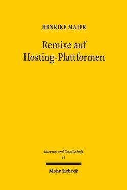 Remixe auf Hosting-Plattformen von Maier,  Henrike