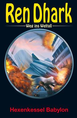 Ren Dhark – Weg ins Weltall 83 von Black,  Ben B.
