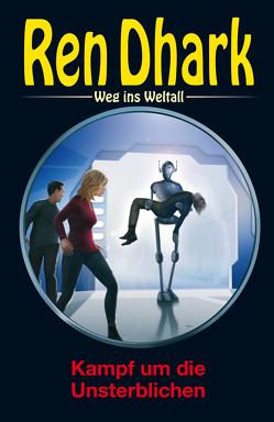 Ren Dhark – Weg ins Weltall 90: Kampf um die Unsterblichen von Bekker,  Alfred, Black,  Ben B., Gardemann,  Jan, Morawietz,  Nina
