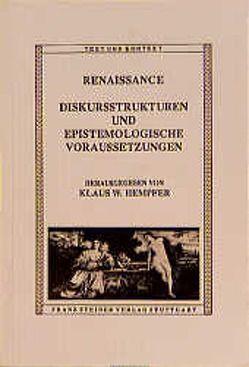 Renaissance von Hempfer,  Klaus W.