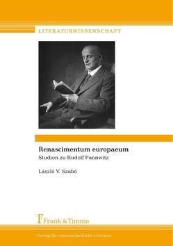 Renascimentum europaeum von Szabó,  László V.