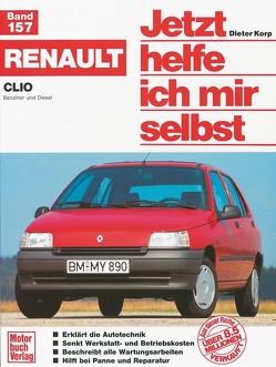 Renault Clio von Korp,  Dieter
