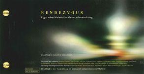 Rendezvous – Figurative Malerei im Generationendialog von Froitzheim,  Eva-Marina