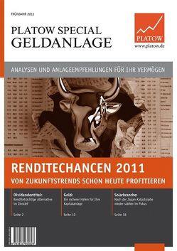 Renditechancen 2011 von Schirmacher,  Albrecht F.