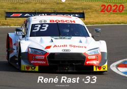 Rene Rast 33 (Wandkalender 2020 DIN A2 quer) von Gorges,  Tobias