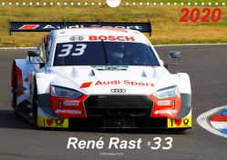Rene Rast 33 (Wandkalender 2020 DIN A4 quer) von Gorges,  Tobias