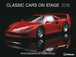 Classic Cars on stage 2018 – René Staud von Staud,  René