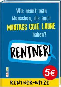 Rentner-Witze: Witze für den Ruhestand von Muster,  Mannfredt