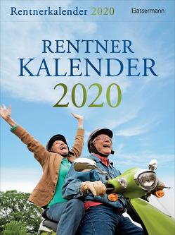 Rentnerkalender 2020 von Hengstberger,  Dorothea