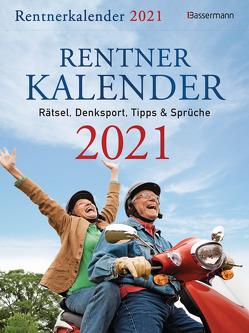 Rentnerkalender 2021 von Hengstberger,  Dorothea