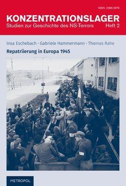 Repatriierung von Eschebach,  Insa, Hammermann,  Gabriele, Rahe,  Thomas
