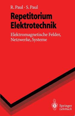 Repetitorium Elektrotechnik von Paul,  Reinhold, Paul,  Steffen